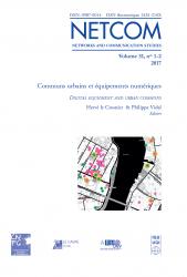 Numéro spécial de la revue NETCOM : Communs urbains et équipements numériques