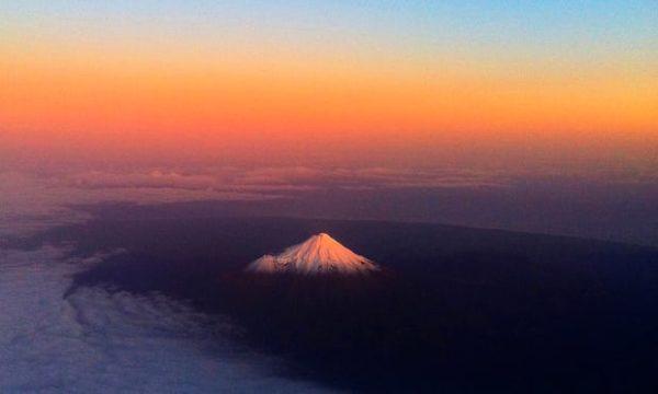 La montagne Taranaki se voit reconnaître la personnalité juridique en Nouvelle-Zélande