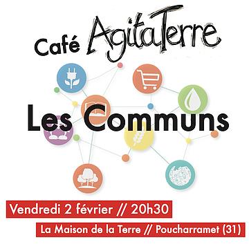 Premier café Agitaterre les Communs à Poucharramet (31)
