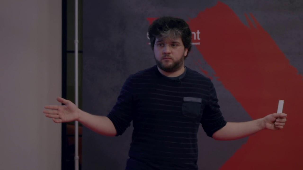 Le libre accès à la recherche scientifique, commun de l'humanité | Pablo RAUZY | TEDxClermontSalon