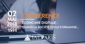 Economie digitale : quand la société civile s'organise