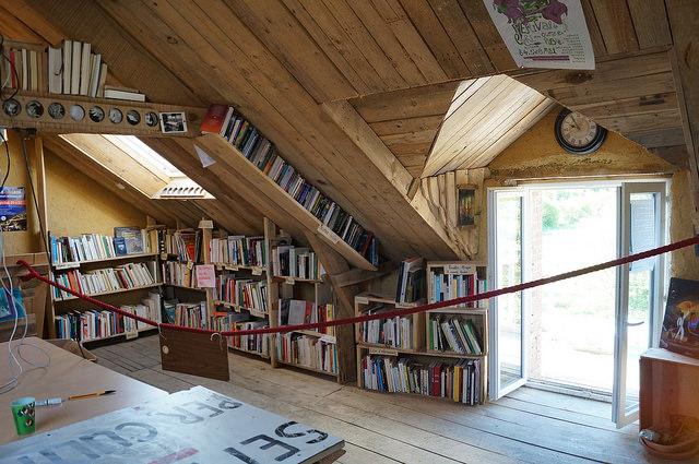ZAD : la bibliothèque Taslu, quantité négligeable pour le gouvernement