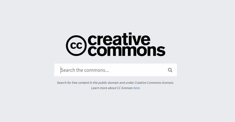 Creative Commons lance un nouveau moteur de recherche d'images