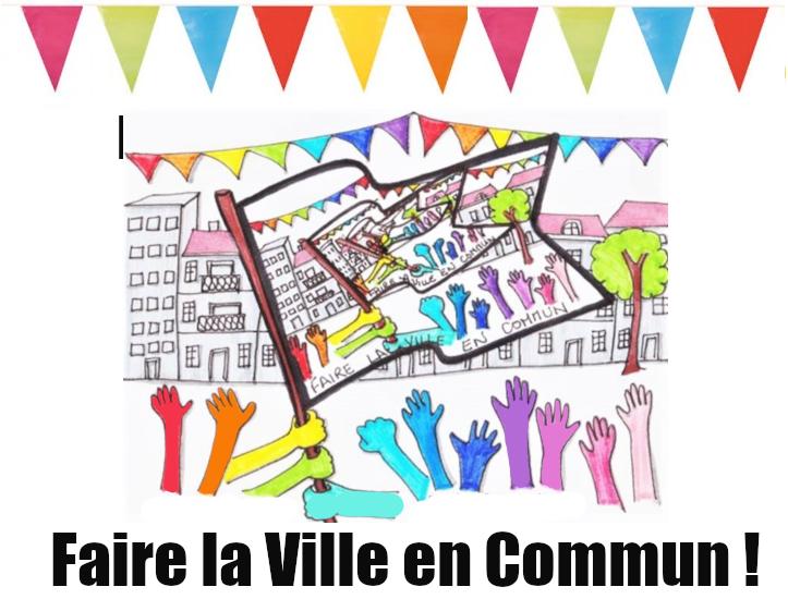 Le Commonscamp : imaginer la ville en commun !