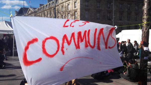 Les communs urbains : nouveau droit de cité ? Metropolitiques, 2019